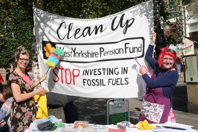 Fossil Free Hebden Bridge